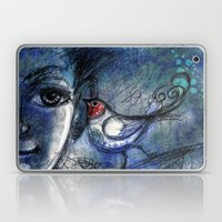 A bird told me... Laptop & iPad Skin