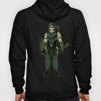Green Arrow Hoody