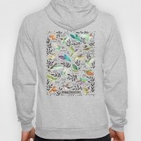 Hummingbirds of North America Field Guide  Hoody