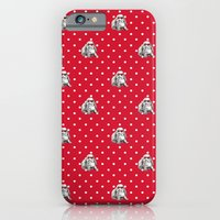 iPhone & iPod Case featuring Lolita Bunny by Kirsten McNee