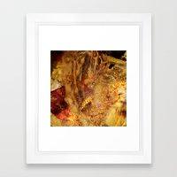 Dehiscence 11 Framed Art Print