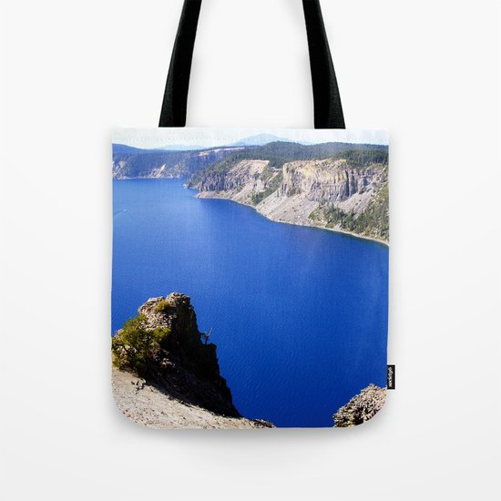 Crater Lake Tote Bag