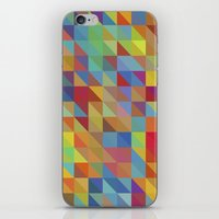 Color Chaoses iPhone & iPod Skin