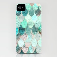 SUMMER MERMAID Slim Case iPhone (4, 4s)