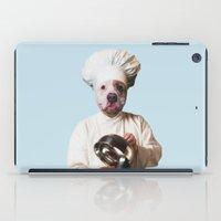 Chef Petit Pâté iPad Case