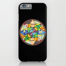 Mandala: Soul Mates Slim Case iPhone 6s