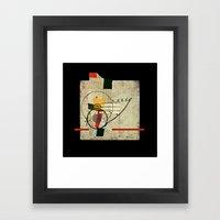CDb Framed Art Print