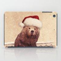A Barnabus Christmas iPad Case