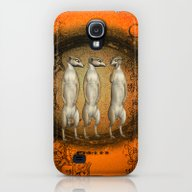 Funny Meerkats  Galaxy S4 Slim Case