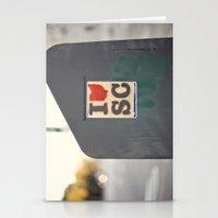 southern love::charleston Stationery Cards