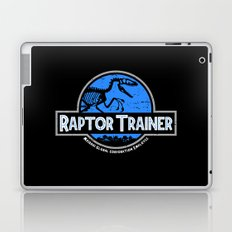 Raptor Trainer Laptop & iPad Skin