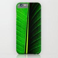 iPhone & iPod Case featuring Leaf by Melanie Ann