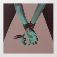 My Kidnapper Gives A Rea… Canvas Print