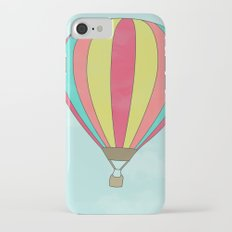 IT'S TIME TO EXPLORE- HOT AIR BALLOON iPhone 7 Slim Case