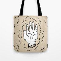 Handy Work Tote Bag
