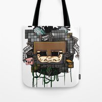 CRAFT - Book Cover Tote Bag