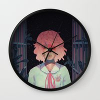 To the Library Wall Clock