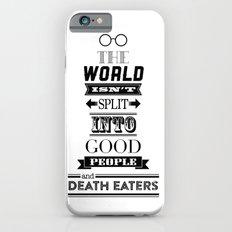 HP Quotes - Order of the Phoenix Slim Case iPhone 6s