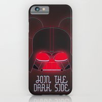 iPhone & iPod Case featuring Vader  by danvinci