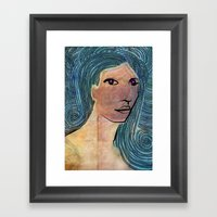 162. Framed Art Print