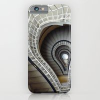 iPhone & iPod Case featuring Staircase to Prague by Alexis Kadonsky