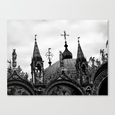 San Marco Roof Canvas Print