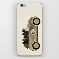 day tripping iPhone & iPod Skin