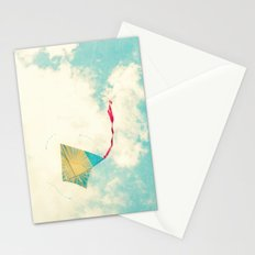 Our Heart is Like a Kite Stationery Cards