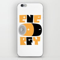 Energy (solid Version) iPhone & iPod Skin