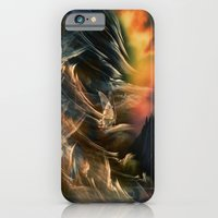 iPhone & iPod Case featuring The Butterfly Effect by Happi Anarky