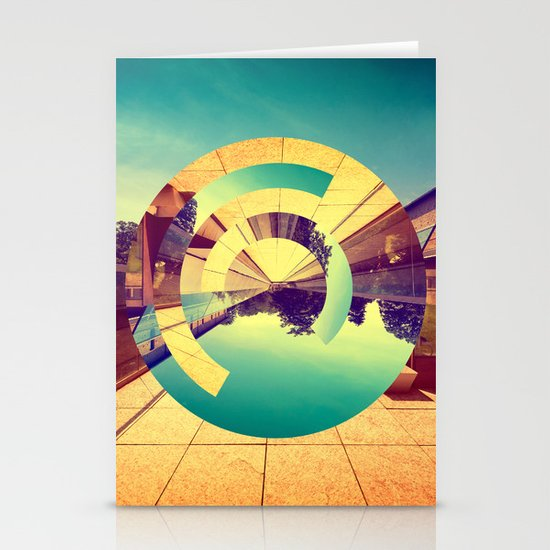 L'Infinito Stationery Card
