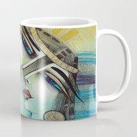 LES MOTS BLEUS Mug