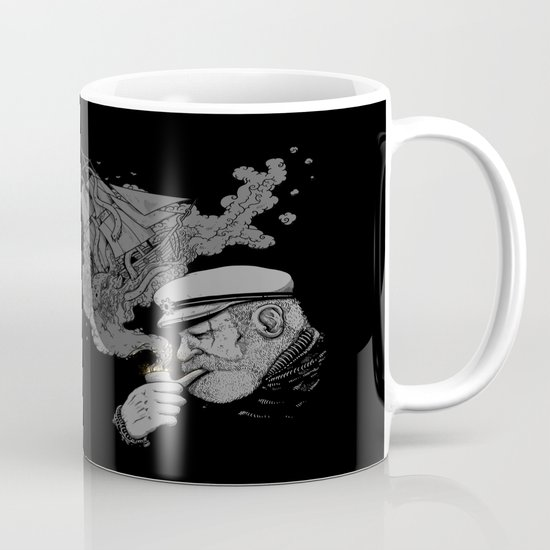 A Captains's Memory Mug
