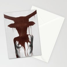 Taurus Stationery Cards