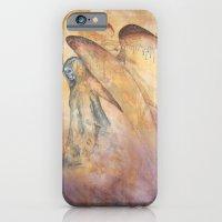 Angel Of Death Painting iPhone 6 Slim Case