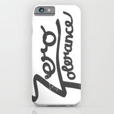Zero Tolerance Slim Case iPhone 6s