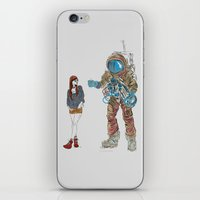 They Met iPhone & iPod Skin