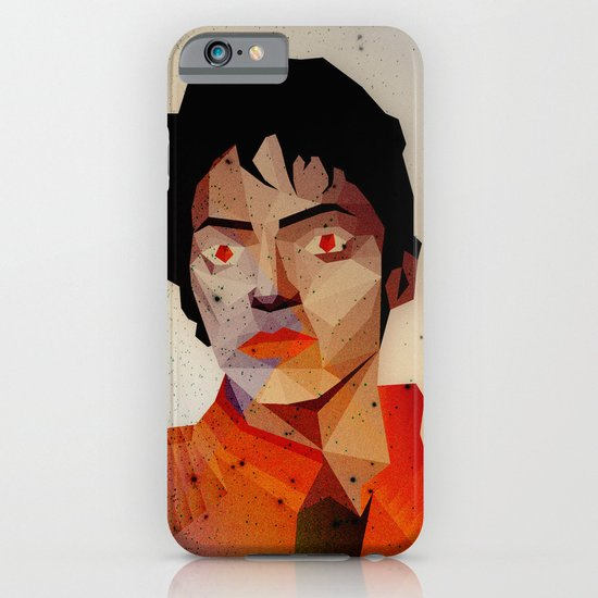 Thriller iPhone & iPod Case