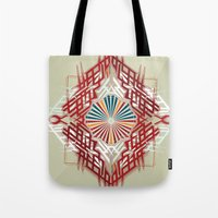 abstrkt placement Tote Bag