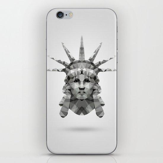 Polygon Heroes - Liberty iPhone & iPod Skin