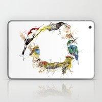 Endangered Wreath Laptop & iPad Skin