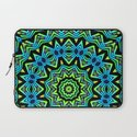 The Tribal Colors Laptop Sleeve