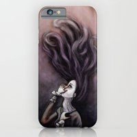iPhone & iPod Case featuring On the Wrong Side by Rouble Rust