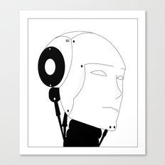 AI Canvas Print