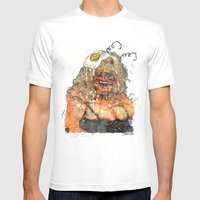 Edith Massey The Egg Lad… Mens Fitted Tee White SMALL