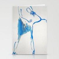 Dance Dance Dance!! Stationery Cards