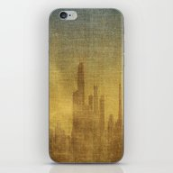 Hazy Syline iPhone & iPod Skin