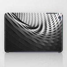 architecture black white iPad Case