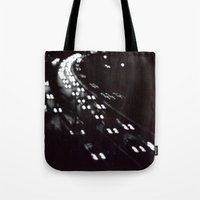 lights over 18 Tote Bag