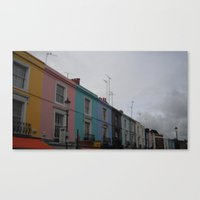 Colourful Daze Canvas Print